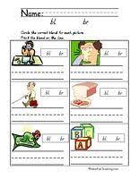 blends worksheet sm sn worksheets consonant blends and phonics