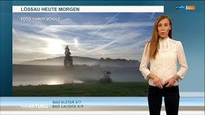 Wetter Bad Lausick Chemtrailbild Der Extraklasse Im Mdr Wetterbericht 1 11 2016