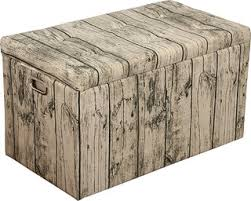shop rustic ottomans and footstools best deals free shipping on