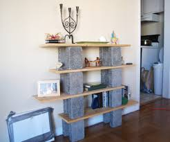 block shelves block black wooden tv cabinet with shelves and