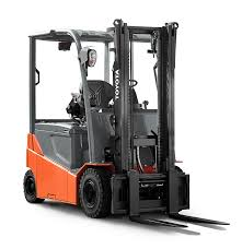 large electric walkie pallet jack toyota forklifts