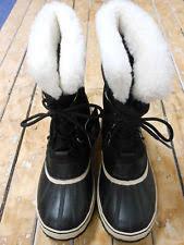 s sorel caribou boots size 9 sorel boots ebay
