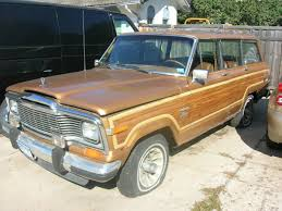 jeep 1982 1982 jeep wagoneer for sale sj usa classifieds craigslist ebay ads