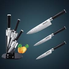 3 pcs knife set of damascus 3 pcs knife set of damascus suppliers