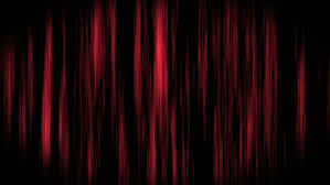 Deep Red Velvet Curtains Red Curtains Open White Background Stock Footage Video 3030199