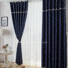 Navy Blackout Curtains Favorite Navy Blackout Curtains Of Printed