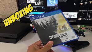 dying light playstation 4 unboxing dying light playstation 4 ps4 dublado e legendado