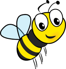 bee clipart bee clip at clker vector clip royalty free