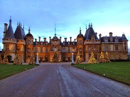 waddesdon manor christmas a festive waddesdon manor roses and rolltops