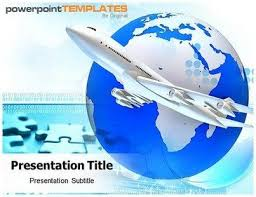 aircraft ppt template space and aircraft template pinterest
