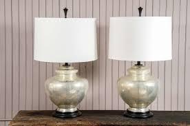 Mercury Glass Home Decor Mercury Glass Lamp Base Beautiful Mercury Glass Lamp Base For Your