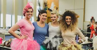 hair show 2015 outrageous 2 reinvent you 2015 hospice of dayton hairshow a