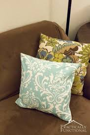 Diy Sewing Projects Home Decor 459 Best Sewing Pillows Pillowcases Images On Pinterest