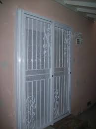 French Security Doors - pictures