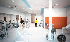 Commercial Gym Design Ideas Advice On Creation Of Ceiling Spotlights Ies Lights Etc Archive