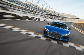 Audi R8 Front - the audi r8 takes a step back automobile magazine