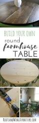 Best 25 Farmhouse Table Plans by Best 25 Round Farmhouse Table Ideas On Pinterest Farmhouse