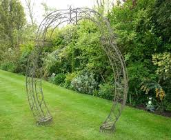 wedding arch ebay au metal arch for garden wrought iron arch metal garden flower