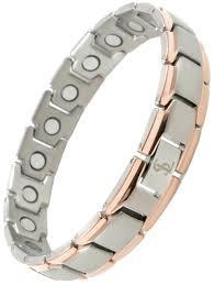 magnetic clip bracelet images Elegant womens titanium magnetic therapy bracelet pain jpg