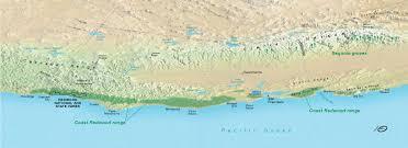 Big Sur Map Redwood Maps Npmaps Com Just Free Maps Period