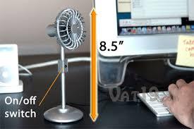 Quiet Desk Fan Usb Desk Fan Dustbowl