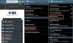 stop ads on android how to block popup ads on android smartphone or tablet