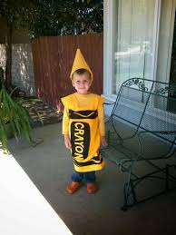 Crayon Halloween Costume Mommy Lessons 101 Diy Crayon Costume 5
