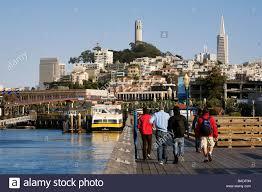united states california san francisco fisherman u0027s wharf stock