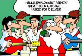 Funny Christmas Party - employment enjoy christmas party funny joke picture