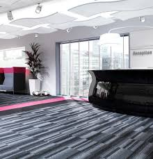 Commercial Flooring Systems Tufted Carpet Loop Pile Polyamide Commercial Tessera