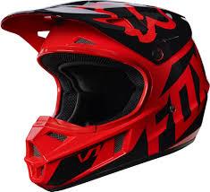 motocross youth gear 2017 fox v1 race youth kids motocross helmet red 1stmx co uk