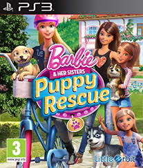 barbie sisters puppy rescue ps3 amazon uk pc