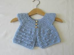 how to crochet a baby bobble stitch cardigan sweater