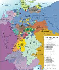geographical map of germany 27 best geography germany maps images on germany