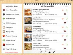 my recipe book your recipes finally organized on the app store