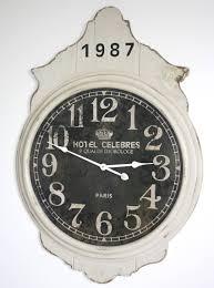 Pendules De Cuisine Originales by Grande Horloge Cuisine Grande Horloge Cuisine Genevi Ve Lethu De