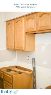 best white paint for maple cabinets paint color advice for kitchen with maple cabinets thriftyfun