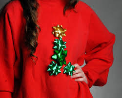 tacky threads make your own ugly christmas sweater inland 360