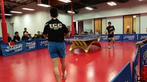 table tennis games tournament finals games 1 7 bob chen vs wenzhang tao tao open table tennis