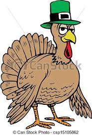 clip vector of thanksgiving turkey csp15105862