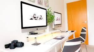 Ikea Working Table Diy Ikea Desk Set Up Under 100 Likemardons