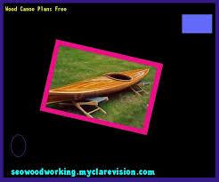 25 melhores ideias de woodworking canoe plans no pinterest