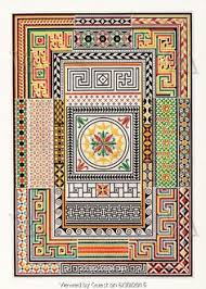 decorative arts the grammar of ornament turkish ornament
