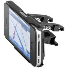 porta iphone da auto supporto da auto per bocchette d per iphone 4 4s oem i