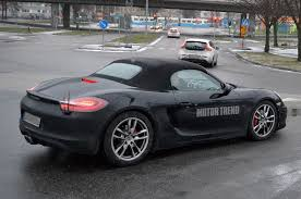 porsche truck 2015 2015 porsche boxster information and photos zombiedrive