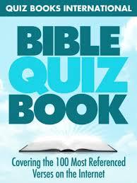 bible verses quiz book kindle edition quiz books
