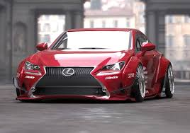 lexus is350 f kit rocket bunny lexus rc350 f sport body kit