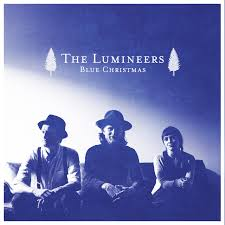 blue photo album blue christmas by the lumineers on spotify