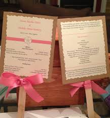sles of wedding programs for ceremony 51 best wedding program images on weddings