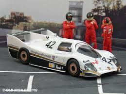 old porsche race car porsche kremer ck5 model racing cars hobbydb